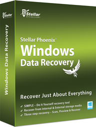 recupero dati professionale con Stellar Phoenix Windows Data Recovery