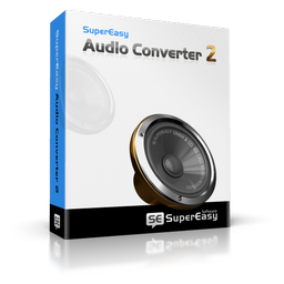 convertire file audio con SuperEasy Audio Converter 2