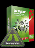 Dr.Web Security Space + protection mobile device